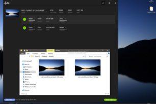 Assetizr – Bilder in einem Schwung die Größe ändern, komprimieren oder konvertieren als App im Microsoft Store