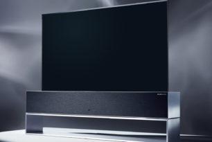 [CES 2019] LG stellt ersten OLED-TV mit einrollbarem Bildschirm vor