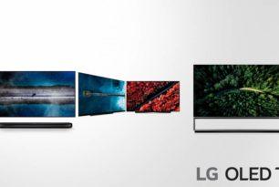 Neue 2019er LG OLED-TV-Geräte demnächst in Deutschland verfügbar