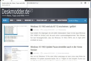 Chrome Tabs mit Hover Cards in der Canary und Developer Version aktivieren