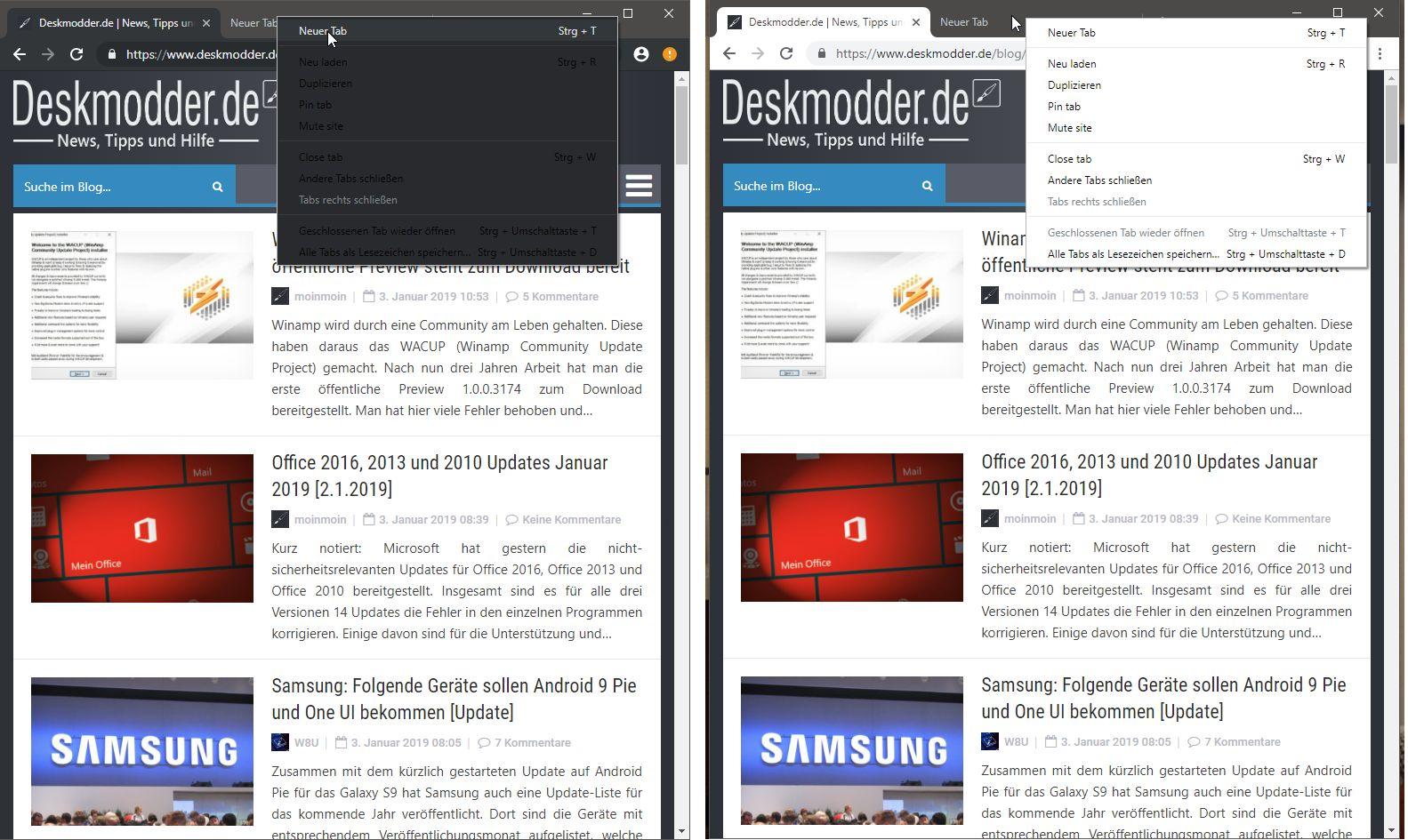 windows 10 funktionsupdate februar 2019 ▷▷ a c i