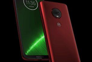 Motorola Moto G7-Serie: Neue Bilder & erste Preisangaben