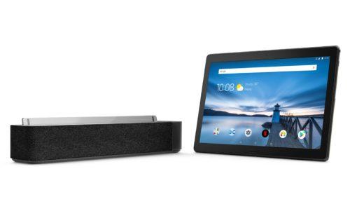 ces 2019 lenovo smart tabs p10 m10 neue tablets mit
