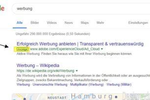Opera zeigt Werbung auf Suchseiten obwohl ein Adblocker aktiviert ist (Lösung)