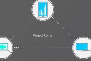 Project Rome SDK 1.0 für Android und iOS wurde veröffentlicht