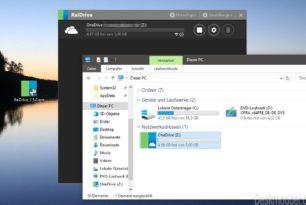 RaiDrive 1.5.0 erschienen – Cloudspeicher, WebDav oder FTP unter Windows als Laufwerk integrieren