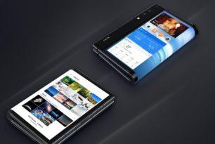 Royole Flexpai Faltbares Smartphone in einem Video zu sehen ab 1.388 Euro