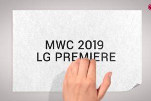 LG G8: Erster Teaser deutet Gestensteuerung an