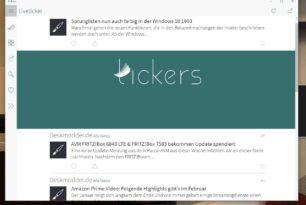 Tickers – Der Liveticker macht dicht Apps werden bald nicht mehr funktionieren