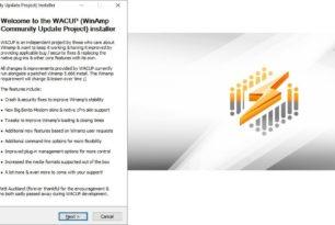 Winamp (WACUP) 1.0.0.3174 – Erste öffentliche Preview steht zum Download bereit