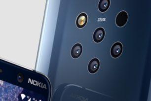 Nokia 9 PureView: Update verbessert Performance vom Fingerabdrucksensor & Kamera-Aufnahmen