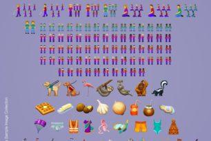 230 neue Emojis für Android, iOS und co. veröffentlicht