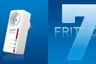 FRITZ!Powerline 546E mit FRITZ!OS 7.01