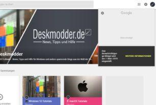 Google beendet die Web-Benachrichtigungen in Photos, Hangout und Google+