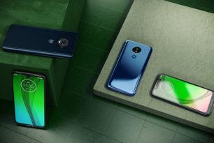 Motorola Moto G7-Serie offiziell vorgestellt