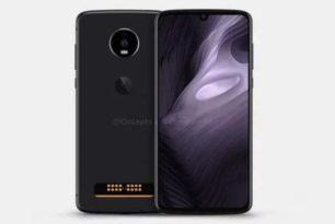 Motorola Moto Z4 Play: Vermeintliche Ausstattung bekannt