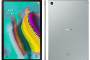Samsung Galaxy Tab S5e: Erstes Bild des Tablets aufgetaucht [Jetzt offiziell]