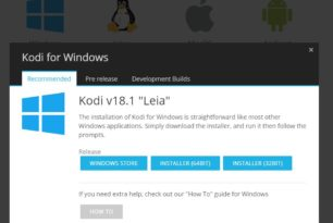 Kodi v18.1 Final steht zum Download bereit