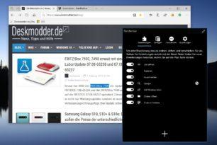 Pantherbar – Text kopieren und in über 70 Anwendungen wieder einfügen als App im Microsoft Store