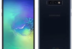 Samsung Galaxy S10E: Erste Bilder vom Lite-Modell