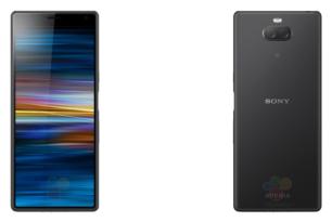 Sony Xperia XA3: Neue Bilder zeigen Smartphone mit 21:9 Display