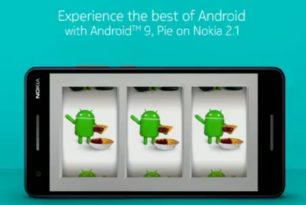 Nokia 2.1: HMD startet Upgrade nach Android 9 Pie