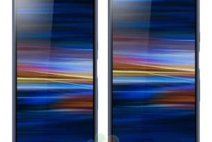 Sony Xperia XA3 & Xperia XA3 Plus: Größenvergleich der beiden Smartphones mit 21:9 Display