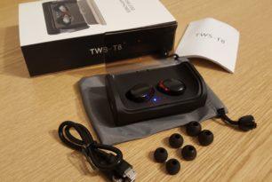 Test TWS-T8 HolyHigh Bluetoothkopfhörer