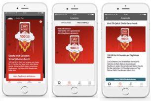 Vodafone: Bundesweite Störung im Mobilfunknetz