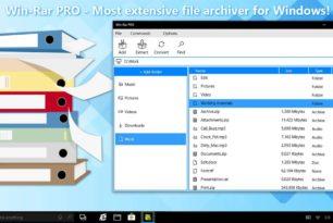 Win-Rar PRO als Windows 10 App derzeit kostenlos im Microsoft Store