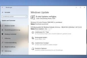 Windows 10 18841 steht für die Insider im Skip Ahead bereit