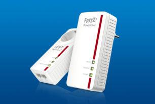 FRITZ!Powerline 1000E & 1220E mit neuem Update auf 2.7.0.1