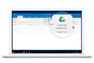 Drive File Stream wird das Google Drive Plugin für Outlook ersetzen