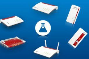Neues FRITZ! Labor für 6 Modelle (Neu: FRITZ!Box 7530 & 6890 LTE)