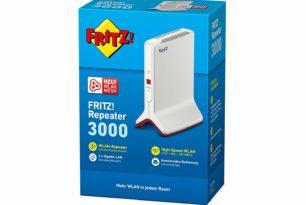 FRITZ!Repeater 3000 erhält erste Laborversion mit AP-Steering + FRITZ!Box 7560