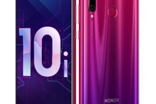 Honor 10i offiziell vorgestellt