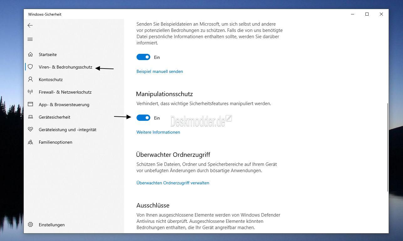 Windows 10 pin deaktivieren