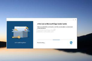 Microsoft Edge (Chromium) – Es geht Schritt für Schritt weiter (Webinstaller)