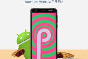 Nokia 3.1: Upgrade nach Android 9 Pie wird verteilt