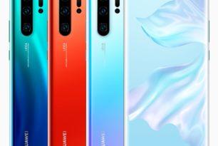Huawei P30 Pro: Erstes Update bereits verfügbar