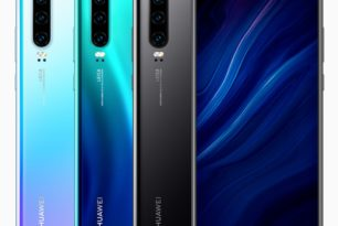 Huawei P30 Pro New Edition auf dem Weg