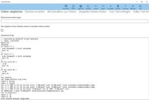 Script Generator als Windows 10 App im Microsoft Store