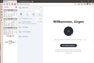 Skype Web ist nun verfügbar