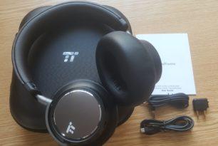 Test: Taotronics Headset TT-BH046 (Modell 2019) mit kräftigen Bass und Klang