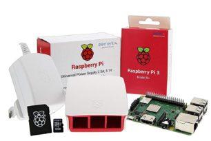 Giveaway VideoProc + Gewinnspiel  UCreate Raspberry Pi 3 Starter-Kit zu unserem Geburtstag