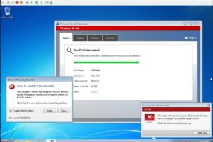 Windows 7, 8, 8.1 Windows Defender und Security Essentials mit Problemen (19.03.) [Update]
