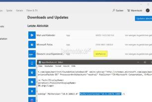 Windows 10 20H1 startet jetzt wohl richtig durch