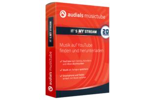 Audials Music Tube – kostenlose Vollversion bei uns zu haben