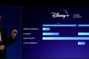 Disney+ startet mit 6,99 ab dem 12.November – Europa kommt etwas später