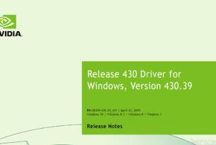GeForce 430.39 WHQL steht zum Download bereit